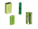 NiMh batterier uden flige