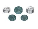 Alkaline, sølvoxid og urbatterier
