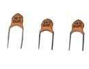 Plate kondensatorer