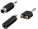 Jack/Phono adaptere