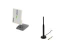Wi-Fi LAN antenner