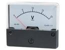 Panelmetre 85x64mm